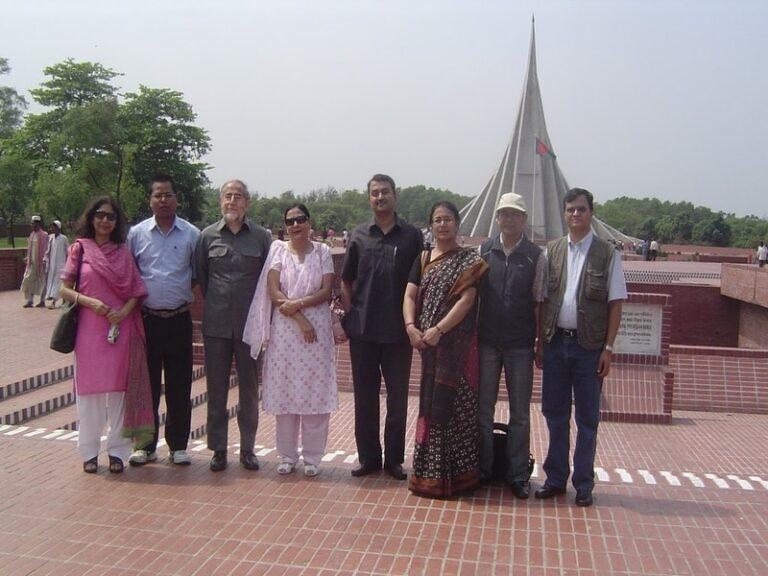 SAFJUAA Dhaka March 2008