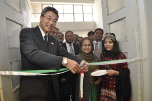 Japanese Calendars Exhibition 2020 inaugurated at Architecture Department UET, Lahore