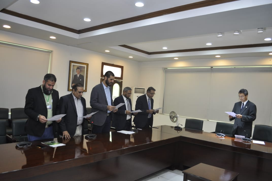 MAAP Lahore Chapter Oath Taking Ceremony 2020